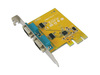 Sunix 2-port RS-232 PCI Express Board
