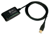 Sunix USB to 2 ports RS-232 Adapter