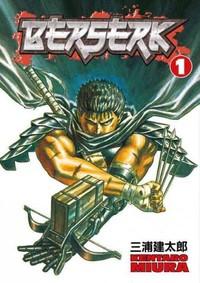Berserk 1 - Kentaro Miura (Paperback) - Cover