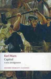 Capital - Karl Marx (Paperback) - Cover