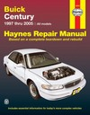 Buick Century, 1997 Thru 2005 - Haynes Haynes (Paperback)