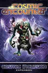 Cosmic Encounter - Inc. Fantasy Flight Publishing (Cards) - Cover