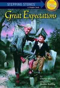 Great Expectations - Charles Dickens (Paperback) - Cover