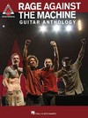 Rage Against the Machine Guitar Anthology - Rage Against The Machine (Paperback)