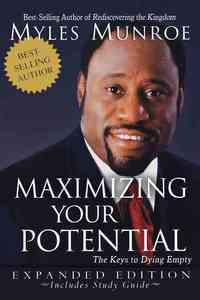 Maximizing Your Potential - Myles Munroe (Paperback) - Cover