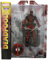 Marvel Select - Deadpool (Diamond Select Toys) (Figure) - Cover
