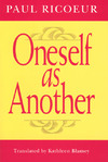 Oneself As Another - Paul Ricoeur (Paperback)