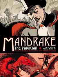 Mandrake the Magician, the Hidden Kingdom of Murderers - Lee Falk (Hardcover) - Cover