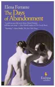 Days of Abandonment - Elena Ferrante (Paperback) - Cover