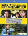 Safety Not Guaranteed (Region A Blu-ray)