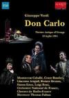 Caballe / Aragall / Chorus Radio-France / Fulton - Don Carlo (Verdi) (Opera In 4 Acts) (Region 1 DVD)