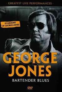 George Jones - Bartender Blues (Region 1 DVD) - Cover