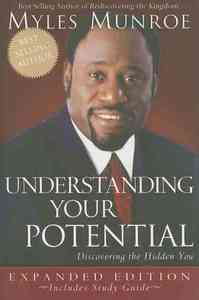 Understanding Your Potential - Myles Munroe (Paperback) - Cover