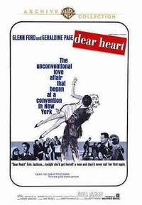 Dear Heart (Region 1 DVD) - Cover