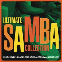 Various Artists - Ultimate Samba Collection (CD) - Cover