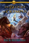 The Blood of Olympus - Rick Riordan (School And Library)