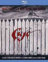 Cujo (Region A Blu-ray) - Cover