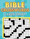 Bible Crosswords - Inc. Barbour Publishing (Paperback)