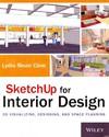 Sketchup for Interior Design - Lydia Sloan Cline (Paperback)
