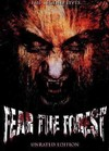 Fear the Forest (Region 1 DVD)
