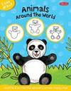 Animals Around the World - Philippe Legendre (Paperback)