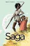 Saga - Brian K. Vaughan (Paperback)