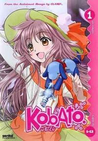 Kobato Collection 1 (Region 1 DVD) - Cover