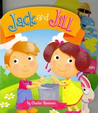 Jack and Jill - Charles Reasoner (Hardcover) - Cover