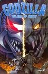 Godzilla: Rulers of Earth 2 - Chris Mowry (Paperback)