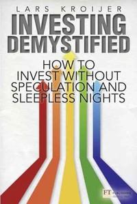 Investing Demystified - Lars Kroijer (Paperback) - Cover