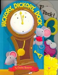 Hickory, Dickory, Dock - Charles Reasoner (Hardcover) - Cover
