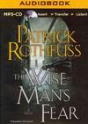 The Wise Man's Fear - Patrick Rothfuss (CD/Spoken Word)