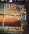 Sinister - Lisa Jackson (CD/Spoken Word)