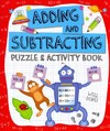 Adding and Subtracting Puzzle & Activity Book - Penny Worms (Paperback)