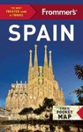 Frommer's  Spain - Patricia Harris (Paperback)