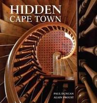 Hidden Cape Town - Paul Duncan (Hardcover) - Cover