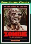 Zombie (Region 1 DVD)
