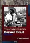 Maxwell Street Blues (Region 1 DVD)