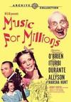 Music For Millions (Region 1 DVD)