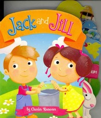 Jack and Jill - Charles Reasoner (Hardcover) - Cover