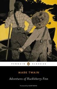 Adventures of Huckleberry Finn - Mark Twain (Paperback) - Cover