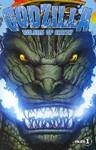 Godzilla 1 - Chris Mowry (Paperback)