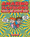 Eye-Popping Illusions Activity Book - Pat Jacobs (Paperback)