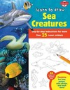 Learn to Draw Sea Creatures - Robin Cuddy (Paperback)