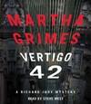 Vertigo 42 - Martha Grimes (CD/Spoken Word)