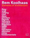 Elements - Rem Koolhaas (Paperback)