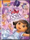 Dora the Explorer: Dora In Wonderland (DVD) Cover