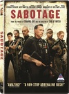 Sabotage (DVD) Cover