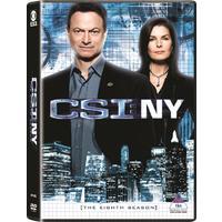 CSI: NY - Season 8 (DVD)