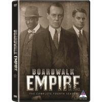 Boardwalk Empire - Season 4 (DVD)